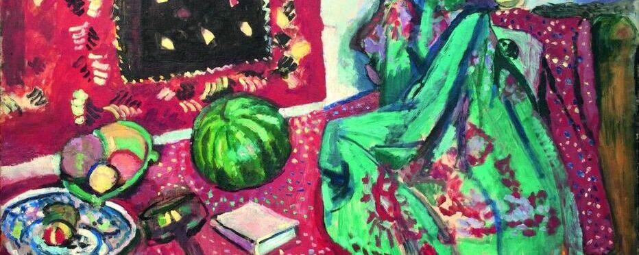 Что нужно знать о выставке Анри Матисса в Центре Помпиду